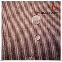 Polyester Oxford Fabric with PU PVC Coating