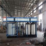 Two Emulsion Tanks Continuous Bitumen Emulsion Equipment