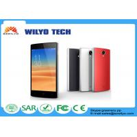 China WU45 4.5 inch Mobile Phones Android , 4.5 Inch Display Smartphones 4.4 MT6582 512MB 4G 5Mp on sale