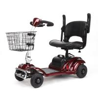 Elders 4 Wheel Electric Scooter / Electric Motorized Wheelchair For Disabled
