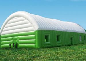 China PVC Tarpaline Inflatable Party Tent White Event Tent For Exhibition Or Party on sale