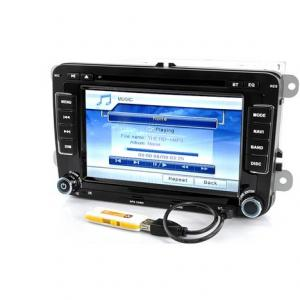 China Live World Cup 5 inch GPS Navigation with ISDB-T2GB memory FM on sale