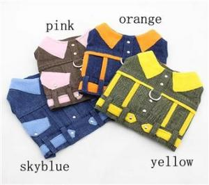 China XL , XXS puppy clothes Winter Dog Coats knitted sweaters Colorful on sale