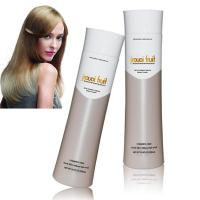 China GMPC Sulfate Free Shampoo And Conditioner For Damage And Dry Hair Private Label on sale