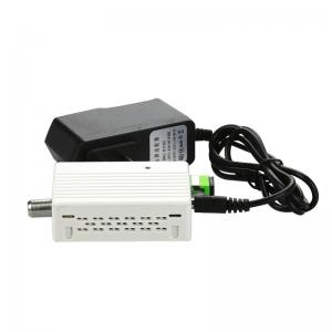 China Safe Cable Tv Fiber Optic Node  OR18 Receiver Node 1310/1490/1550 Nm AGC With Isolator on sale