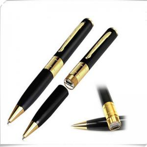 China SD card's memory capacity can reach to max 32gb pen hidden camera/spy pen camera driver on sale