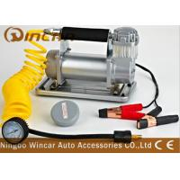 Metal Auto Tyre Inflator Tool 150psi Max Pressure Electronic small portable air compressor Pump