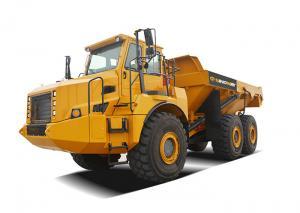 China 39 Ton Capacity Articulated Mining Dump Trucks on sale