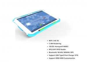 China 10 Inch Android POS Industrial Grade Tablet PC , Durable Android Tablet IP67 Sealing on sale