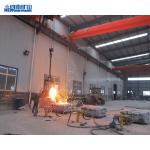 Single Girder Beam Casting Foundry Crane Safe Metallurgical Plant Lifting