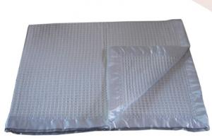 China 100% Cotton Waffle Thermal blankets(with Satin Border) on sale