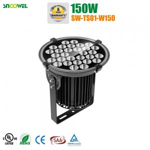 China IP65 outdoor led spot flood lights 150w small beam angle 15 25 45 degree on sale
