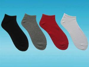China Men's Ankle Socks on sale