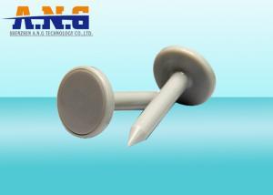China ABS HF / UHF Passive Rfid Nail Tags Wood Tracking Waterproof Rfid Tags on sale