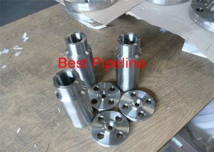 China High Precision Stainless Steel Seamless Pipe , Stainless Steel Welded Tube 1.4404 316/316L on sale