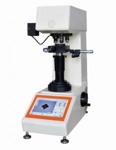 China Touch Screen Vickers Hardness Testing Machine 5Kgf With Vickers Software on sale
