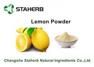 China Lemon Extract Fruit Extract Powder , Natural Fruit Extract Powder 2 Years Shelf Life on sale