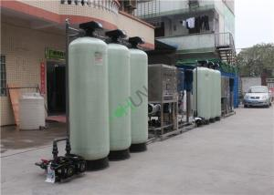 China Carbon Filter Salt Water RO Machine Brackish Water Treatment Plant With Automatic Control on sale
