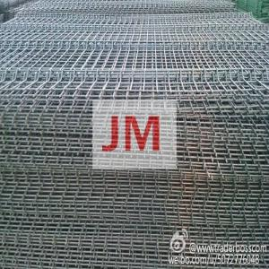China Custom Galvanized Square Wire Mesh on sale
