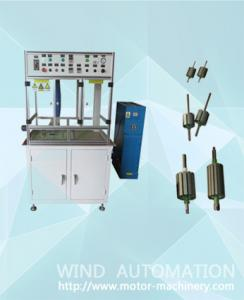 China Armature rotor electrostatic powder coating machine WIND-APC-L for R&D laboratory use on sale