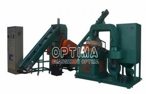 China Split Type Electric Cable Recycling Machine 500 Kg/hour on sale