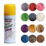 Multi  Colors Temporary Gray Hair Spray , Waterproof Washable Hair Color Spray