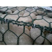 80*100 Hot dipped galvanized Hexagonal Gabion /Gabions Box for Retaining Wall