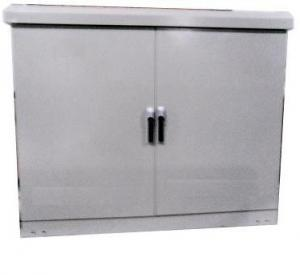 China Outdoor Battery Cabinet With Fans on sale