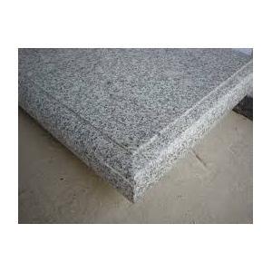 China G603 granit, pierre grise de granit, granit gris de la Chine, tuile de granit, dalle de granit on sale