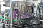A lata do ANIMAL DE ESTIMAÇÃO/lata carbonatou a máquina de enchimento da bebida, máquina tampando de enchimento automática completa