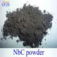 extremely hard refractory ceramic material niobium carbide,NbC used in tool bits for cutti