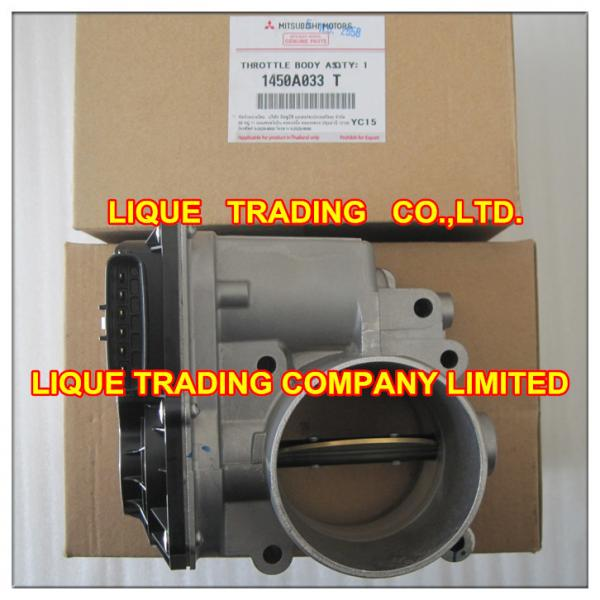 Genuine and New MITSUBISHI Throttle Body Valve 1450A033 for