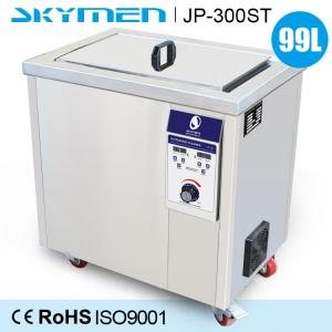 China 100L Power Adjustable Ultrasonic Cleaning Device For Printer Head , JP-300ST on sale