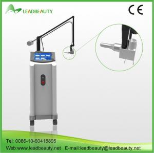 China Co2 Fractional Laser Scar removal skin resurfacing fractional Co2 laser machine on sale