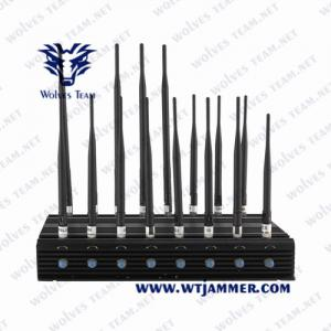 China Middle-Power cellular Cell Phone Jammer for Blocking GSM CDMA 3G 4G up to 40m on sale