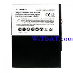 Quality iPad Air A1474 A1475 A1476 Battery A1484 for sale