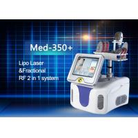 Portable 1MHz / 50W / 100 - 240VAC Lipo Laser Treatment for Wrinkle Removal / Body Shaping