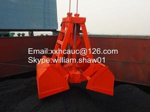 China Wireless remote control grab/remote control grab/bulk cargo grab/grab on sale