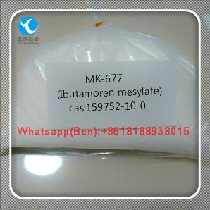 China Pituitary hormone release sarms MK-677 to heal muscle injuries , increase muscle mass on sale