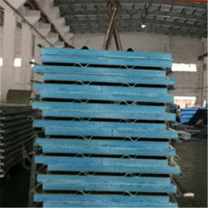 China heat proof 0.326mm steel sheet XPS sandwich roof panel 5950 x 1050 x 50mm on sale