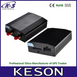 China Micro Fuel Car gps tracker device With Temperature / Speaker / Fuel Sensor on sale
