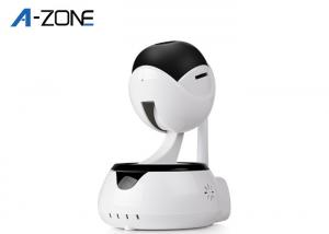 China OEM 720p Pan Tilt Wifi Camera , Pan And Tilt Video Camera Mobile Phone Push on sale