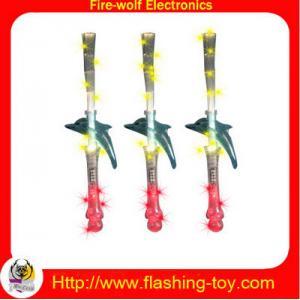 China 1 arc-en-ciel a mené le bâton d'acrylique léger et de lumière clignotante d'ABS par la batterie HL-B1130 on sale