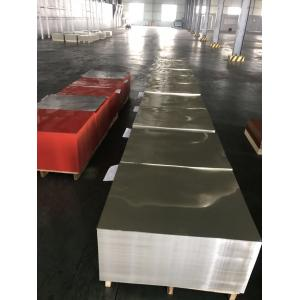 China High quality of  Aluminium Sheets Alloy 8011 H14/18  0.18mm to 0.25mm Deep Drawing  for PP Cap on sale