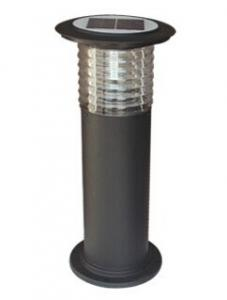 China 14 Pcs Outdoor Solar Lawn Lights With Time Light Controlled Aluminum Alloy on sale