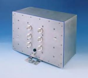 China RF DIPLEXER MULTIPLEXER UMTS 1920.3-2169.7MHz double on sale