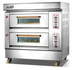 One Deck Two Tray Digital Smart Electric Baking Ovens / Industrial Baking Equipment