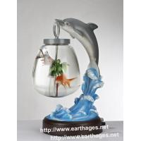 China globe fish tank,aquarium tank,Mini tank Model:T-602B on sale