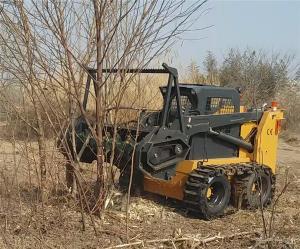 China Wenyang Machinery heavy forestry mulcher for skid