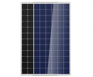 China 320 Watt Multicrystalline Solar Panels Sun Poly PV Module For Roof Mounted supplier